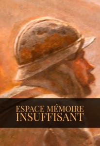 Couverture de Espace Mémoire Insuffisant